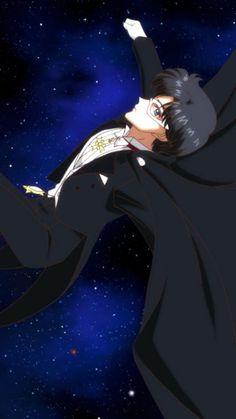 Sailor Moon Crystal Tuxedo Mask