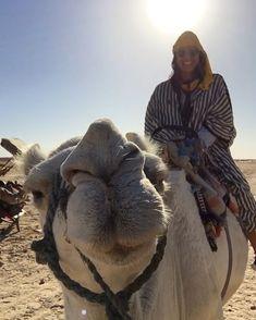 Un rallye à travers les dunes de sable tunisiennes pour Maude et Jo!