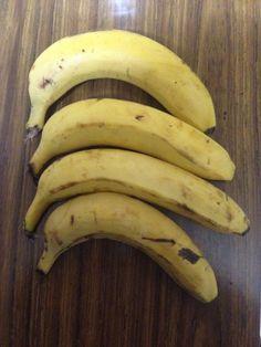 Sweet ripe bananas