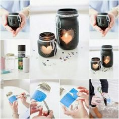 Elegancki lampion - instrukcja