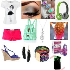 """""""Date at a carnival"""" by gotta-love-greyson-chance on Polyvore"""