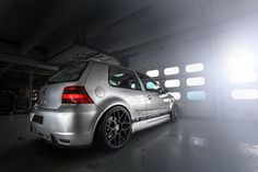 HPerformance Transforms A Golf 4 R32 Into A Serious Powerhouse