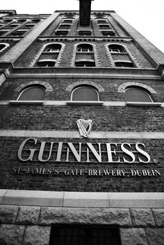 Guinness Storehouse - Dublin, Ireland