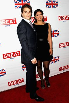 Henry Cavill Photo - GREAT British Film Reception - Red Carpet