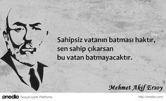 Commemorating the Nationwide Poet Mehmet Akif Ersoy on the Anniversary of His Dying with 12 Phrases Maya Grant, Maybe Tomorrow, Death, Sayings, History, Quotes, Poet, Words Quotes, Poster