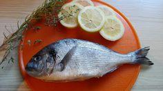 Dorade vom Grill - Fisch lässt sich wunderbar grillen Bbq, Cooking, Food, Fish, Crickets, Barbecue, Cuisine, Kitchen, Meal