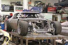 Early '70's Camaro build...