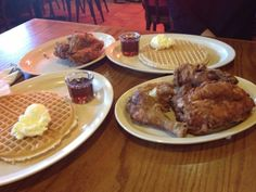 Roscoe's Chicken and Waffle in Los Angeles,CA