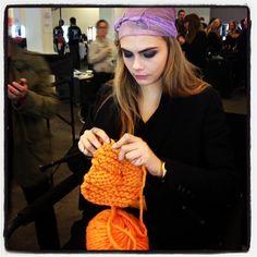 Knitting is the BOMB! @woolandthegang #Padgram