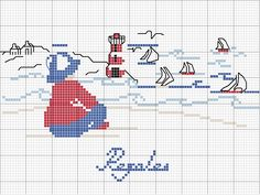 Thrilling Designing Your Own Cross Stitch Embroidery Patterns Ideas. Exhilarating Designing Your Own Cross Stitch Embroidery Patterns Ideas. Cross Stitch Sea, Cross Stitch For Kids, Cross Stitch Bookmarks, Cross Stitch Flowers, Learn Embroidery, Cross Stitch Embroidery, Embroidery Patterns, Rue Du Port, Funny Cross Stitch Patterns