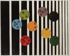 dot rocks // Francis Picabia. Volucelle II, 1922. Ripolin sur toile // scan from DADAexhibition catalog, Centre Pompidou, 2005