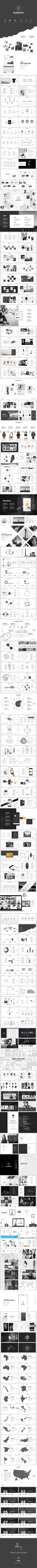 Elements - Multipurpose Business Portfolio Presentation Template