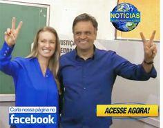 Notícias de São Pedro da Aldeia: ELEIÇÕES 2014 - Aécio Neves vota em Belo Horizonte...