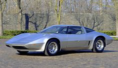 If one thing had changed back in the early 1970s, today's Corvette would be midengine.  In 1969, Zora Arkus-Duntov (the father of the Corvette) built the experimental XP-882, a midengine Corvette concept.