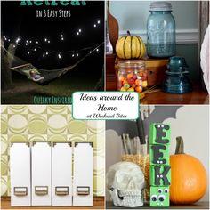 Weekend Bites: Ideas Around the Home