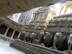 Ellora Caves (Aurangabad - India)