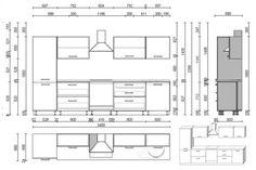 Cheapest Furniture Market In Kolkata White Galley Kitchens, Galley Kitchen Design, Kitchen Layout Plans, Kitchen Floor Plans, Kitchen Furniture, Kitchen Interior, Kitchen Cabinet Dimensions, Kitchen Elevation, Interior Design Guide