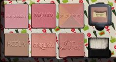 Benefit Cheeky Sweet Spot Box o' Blushes Review and Comparisons to Boxed Powders