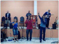 David Nascimento ,Rosangela Rosa e Alan Soares