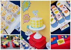 Super Party idea!