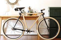 Wooden bike — BSG