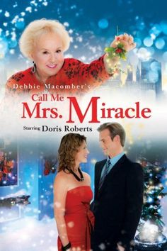 Debbie Macombers....Call Me Mrs. Miracle....One Of My Favorite Christmas Movies!