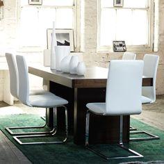 narrow living room furniture arrangement   Narrow Dining Room Table on Kalia Narrow Sideboard Sideboards Dining ...