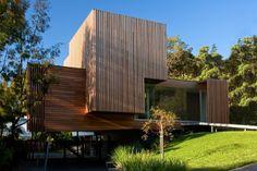BLOG DE CASAS: Casa Kew - Vibe Design Group