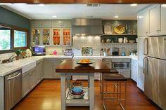 kitchen island interior design