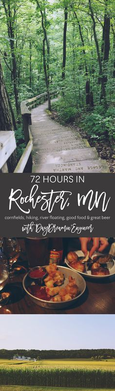 Rochester, Minnesota in 72 hours || DayDreamin'Engineer