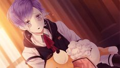 Diabolik Lovers ~Haunted dark bridal~ . Прохождение Diabolik Lovers ~Haunted dark bridal~. Секреты Diabolik Lovers ~Haunted dark bridal~. — Square Faction