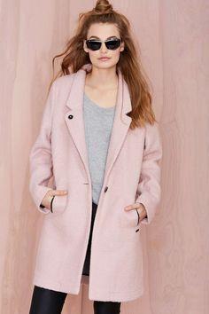 Sick coat!