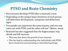 Image result for PTSD BRAIN