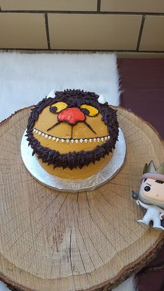 Where the wild things are cake