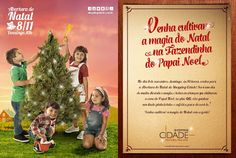 Shopping Cidade inaugura Fazendinha do Papai Noel | Jornalwebdigital
