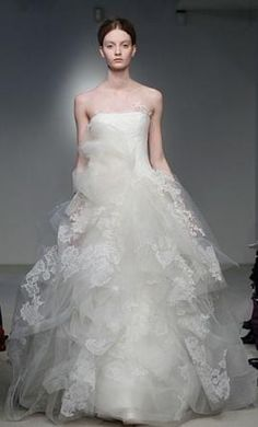 Vera Wang Helena, find it on PreOwnedWeddingDresses.com