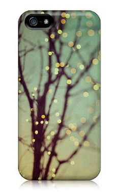 iPhone 5/5S Case Winter Photography Tree