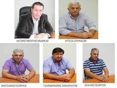 Οι αντιδήμαρχοι του Δήμου Θήβας  Διαβάστε περισσότερα » http://thivarealnews.blogspot.gr/2014/09/blog-post_95.html