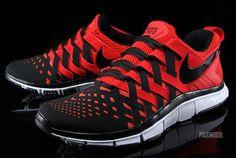 Nike Free Trainer 5.0 - Pimento / Black   Sole Collector