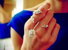 "Diamond ""Cleavage"" RIng by @Yeprem Maadanian Maadanian at @Plukka (Fine Jewelry) (Fine Jewelry)"