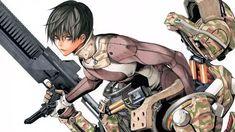 Mangaka Japonés Kengo Hanazawa (ARTE MANGA) Comic Manga, Manga Comics, Manga Anime, Anime Art, Edge Of Tomorrow, Manga Artist, Comic Artist, Tom Cruise, All You Need Is