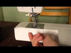 Free Motion Embroidery Tutorial from Metal, Cloth & Wood