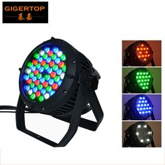 164.00$  Watch now - http://alirmh.worldwells.pw/go.php?t=1753864675 - TIPTOP 54x3w RGBW LED Par 64 Light Waterproof Type,DMX 512,8Channels Led Par Cans,IP 65 Rate Led Stage Light 90V-240V TP-P106A