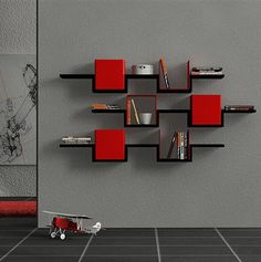 Decortie Turkey individual shelves for books and decoritive items