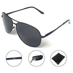 d83398d745e Premium Military Style Classic Aviator Sunglasses
