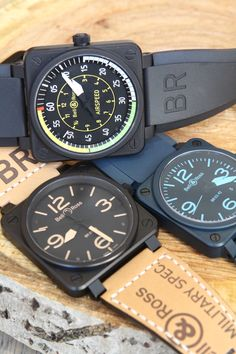 Bell & Ross Aviation watches at Govberg Jewelers