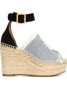 CHLOE 'Isa' sandals