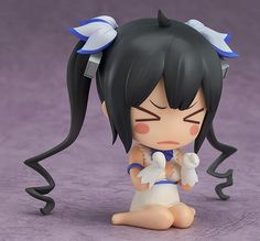 Nendoroid Hestia Series Is It Wrong to Try to Pick Up Girls in a Dungeon? Manufacturer Good Smile Company Category Nendoroid Price ¥3,889 (Before Tax) Release Date 2016/01 Specifications Painted ABS&PVC non-scale articulated figure with stand included. Approximately 100mm in height. Sculptor Kirukiru Cooperation Nendoron