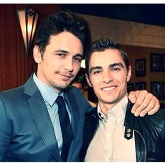 Someone once told me that there can only be only be one super hot brother, James and Dave Franco have proved them wrong