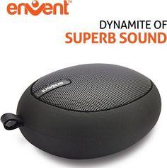 Envent Livefree 325  Portable Bluetooth Mobile/Tablet Speaker At Rs.799 From Flipkart